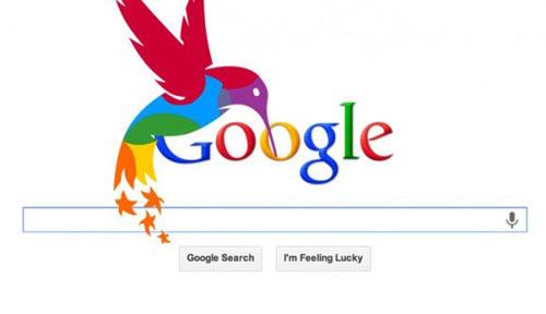 Google Hummingbird update - Nuovo algoritmo Colibrì