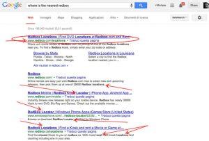 Query Transazionale di Google Humingbird