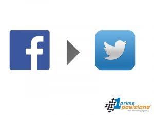 Guida: I tuoi post Facebook su Twitter