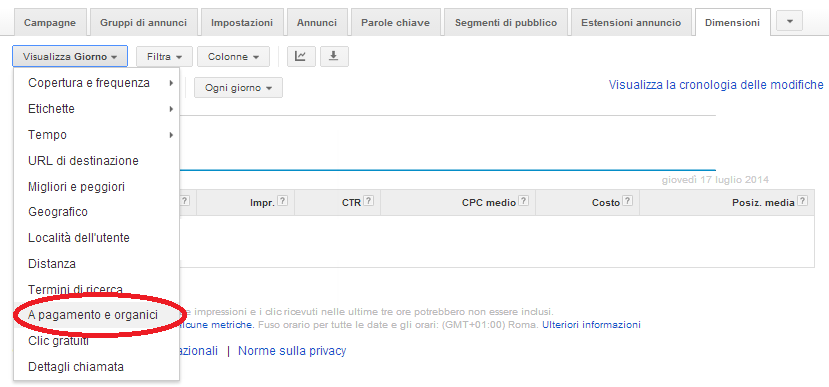 adwords e google webmaster tools - 4